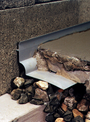 French drain systems in ohio french drain installation for Wall drainage system
