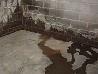 basement repair how where basements leak in ohio sources of leaky